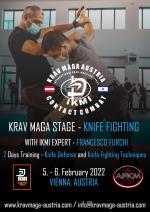 5 - 6 February 2022 - Knife Fighting Seminar - Vienna - Austria