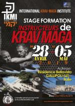 28 Avril - 5 Mai 2019 - Stage Formation Instructeurs Krav Maga - Gallipoli - Italy