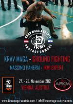 27 - 28 November 2021 - Krav Maga Ground Fighting - Vienna - Austria
