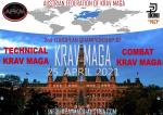 25. April 2021 2nd European Championship of Technical Krav Maga & Combat Krav Maga - Vienna - Austria
