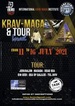 11-16 July 2021 - Tour & Training - Israel