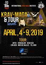 April 4-9 2019 - Krav Maga & Tour - Israel