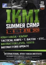 5-6-7 June 2020  International Ikmi Summer Camp - Italy