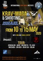 From 10 to 15 May 2020 - Tour and Training - Israel