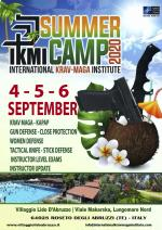 4-6- September 2020 International Ikmi Summer Camp - Italy