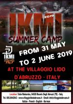 Ikmi Summer Camp - From 31 May to 2 June, 2019 - Italy