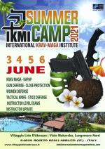 3-4-5-6 June, 2021 Ikmi International Summer Camp - Italy